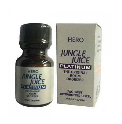 الصين Hero Jungle Juice Platinum 10ML Man Gay Sex Products Aromatic Agent مصنع
